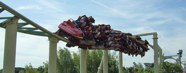 From Thorpe Park! Remember!