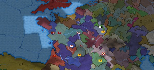 Maps: for fresh conquest perusal.