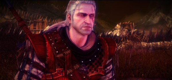 Featuring microtransaction haircuts for Geralt