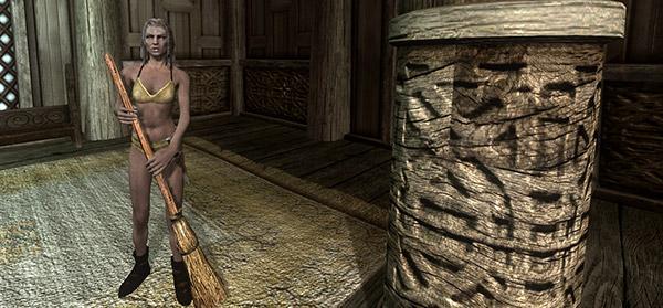 Skyrim nadia stonearm wife sexual dysfunction