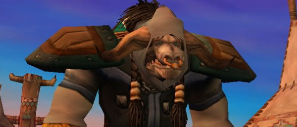 The most apologetic of all the WoW creatures.