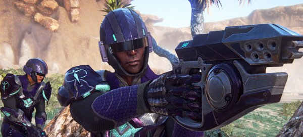 Hi, I'm Gary from the Vanu Sovereignty.