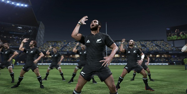 The All Blacks cheat by calling on the gods for help.