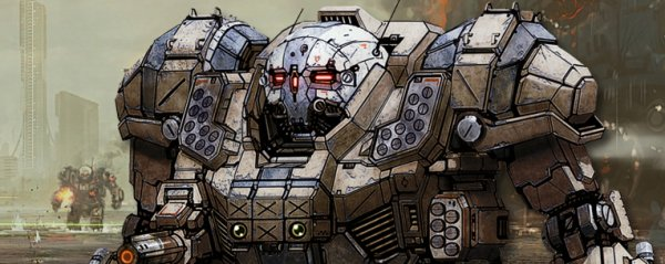 If you can't name this mech, then you are not robot nerd enough.