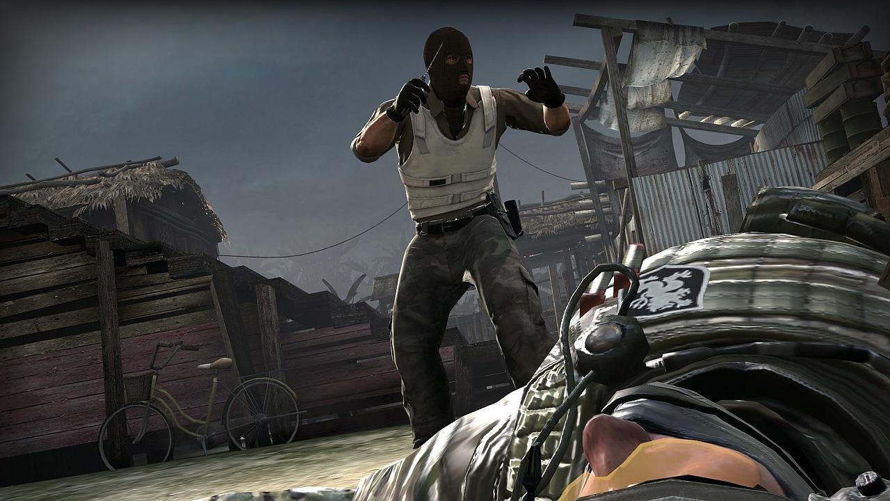 Counter Strike Go Gun Game Mode Screens Rock Paper