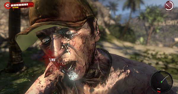 Welcome to Dead Island. I'll be your holiday rep.