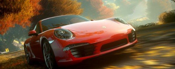 Exclusive Porsche!