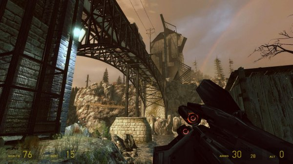 modren gaming half life Half-life 2: something in me doesn't think this is the last game in this  a  landmark title that helped develop the modern competitive shooter.