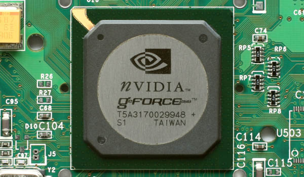 T n' L, baby: It all started with the NVIDIA GeForce 256