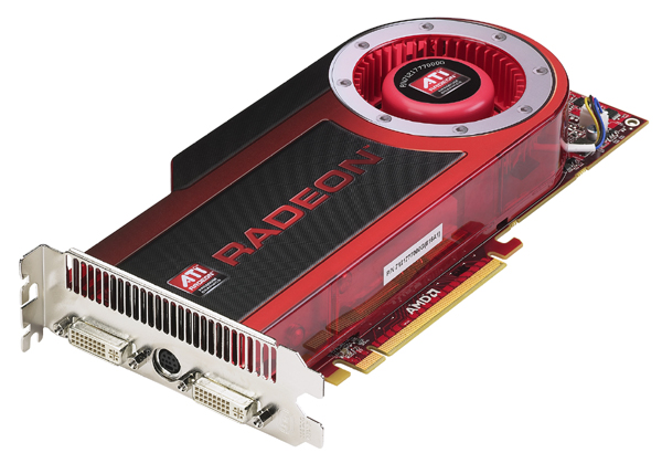 Top end performance for £200? That was the Radeon HD 4870.