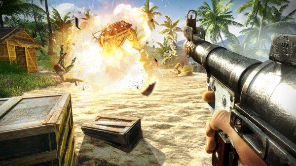Far Cry 3       Farc10s