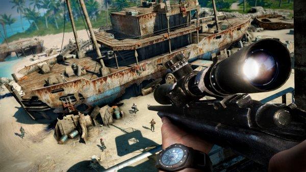 Far Cry 3       Farc7s