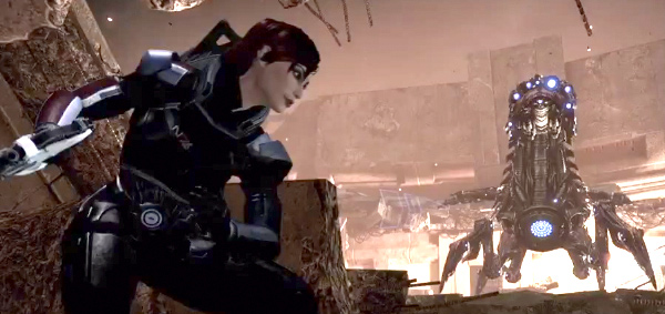 I prefer FemShep even the male Shep is played by a guy named Meer. I HATE MY NAME