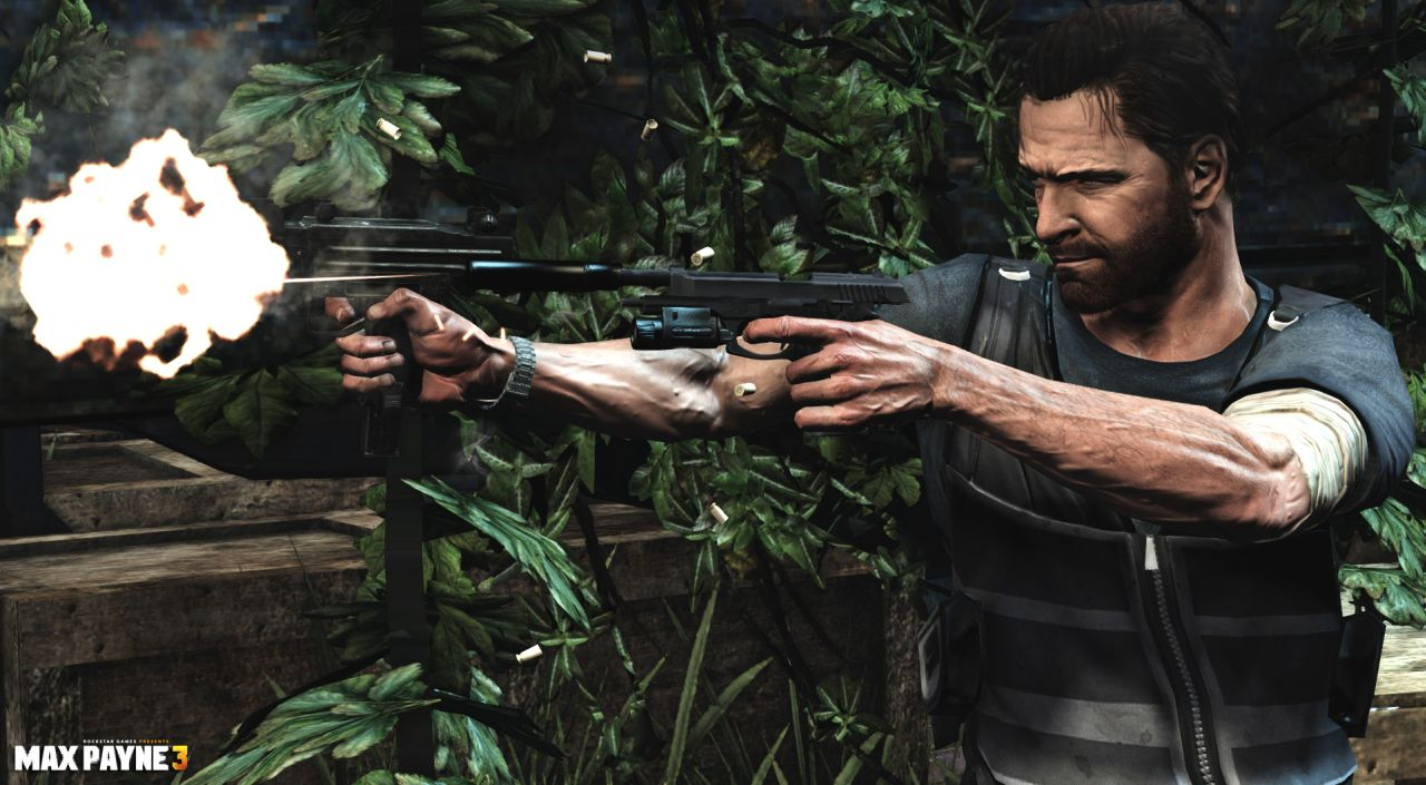 Grumpy In Hi Res First Max Payne 3 Pc Screenshots Rock Paper