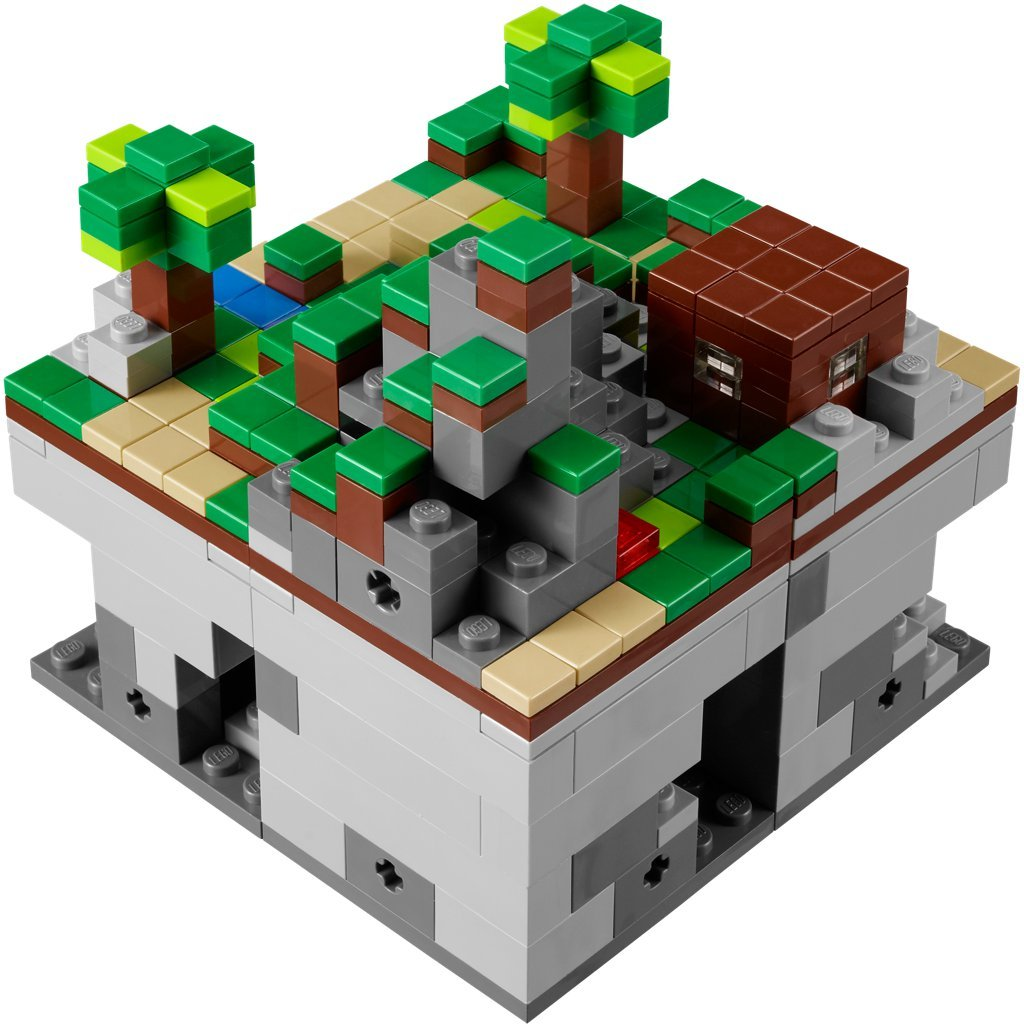 Just Lego: Lego Minecraft Is A Real Thing | Rock, Paper ...