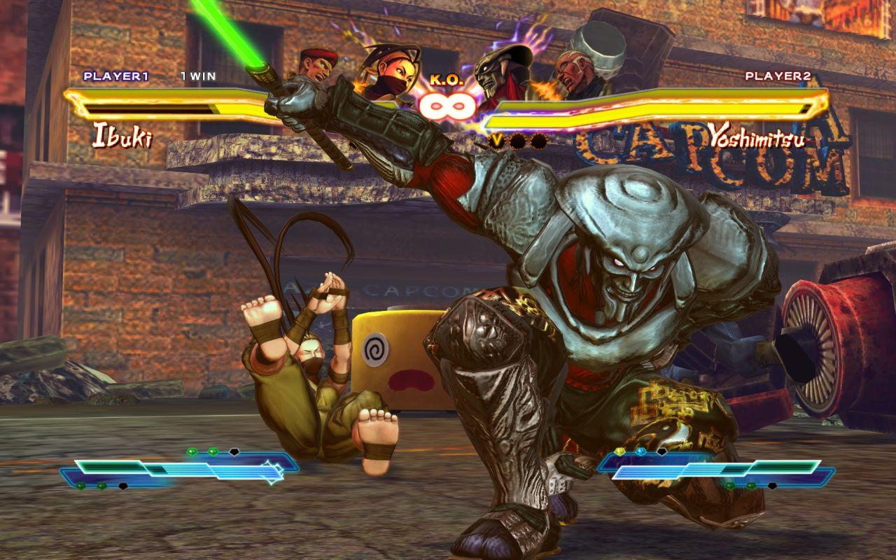 Mortal kombat vs tekken release date i reference mortal kombat only