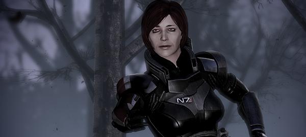 Spoiler alert: Mass Effect 3 stars Commander Shepard