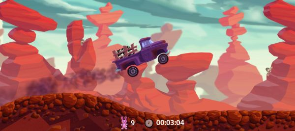 This is how I transport pandas in real life, too.