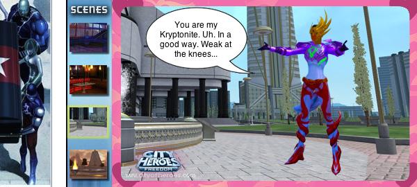 Superpower: Being dumped.