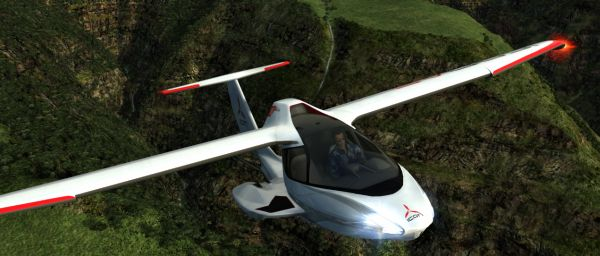 An ICON A5?! No way! Although it's half the size of my ICON A4.