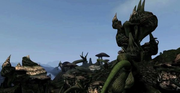 Remember when Tamriel was really, really weird? Those were good times.