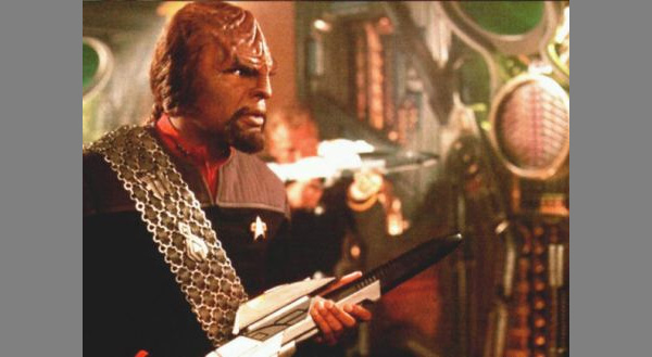 Fight, Worf! Fight!