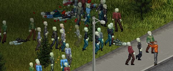 Hiding in plain sight: zombie lampposts