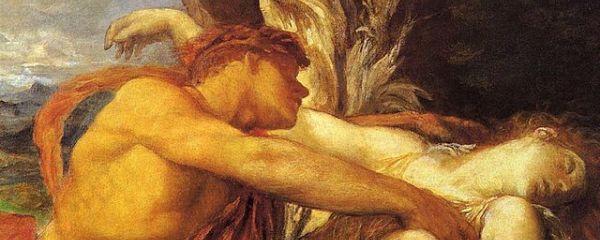 orpheus and eurydice essay The mythology of orpheus and eurydice essaysorpheus and eurydice is one of the popular greek myths the myth is about orpheus.