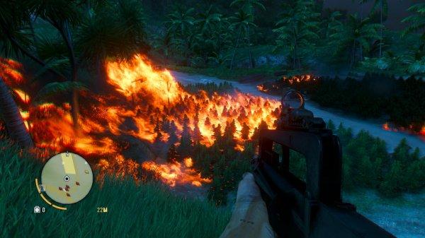 Wot I Think Far Cry SinglePlayer Rock Paper Shotgun - Far cry 4 world map blank