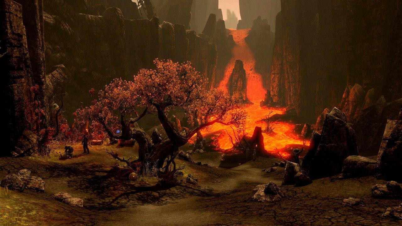 The Tamriel World: A Billion Elder Scrolls Online Screens