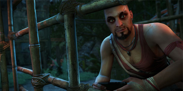 I bet they'll find a way to bring Vaas back