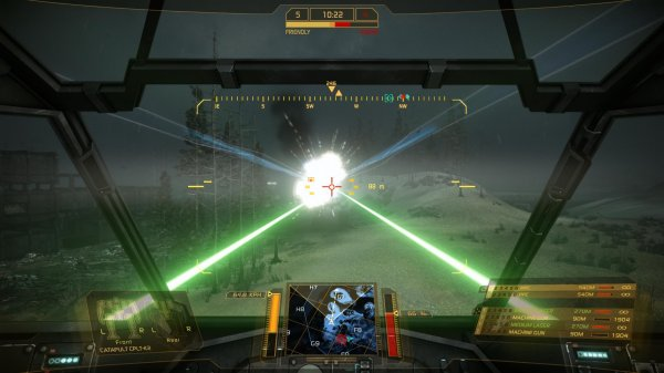 Laser!