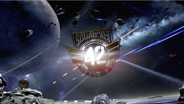 I wonder when we'll unlock the ship that's just a giant Squadron 42 logo.