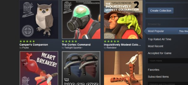Spooks: Valve Calls For Halloween TF2 Submissions | Rock, Paper ...