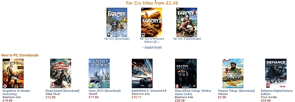 At last, I can finally buy Far Cry 3 online!