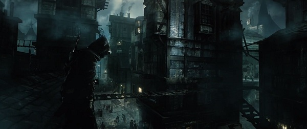 Thief Story Trailer Waxes Gutter Poetic About The City