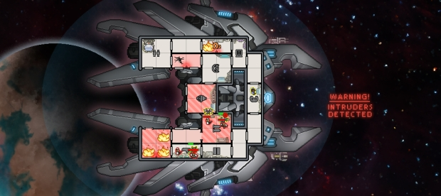 New ships! On which to die.