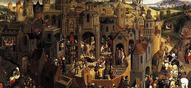Hans Memling's Scenes from the Passion of Christ