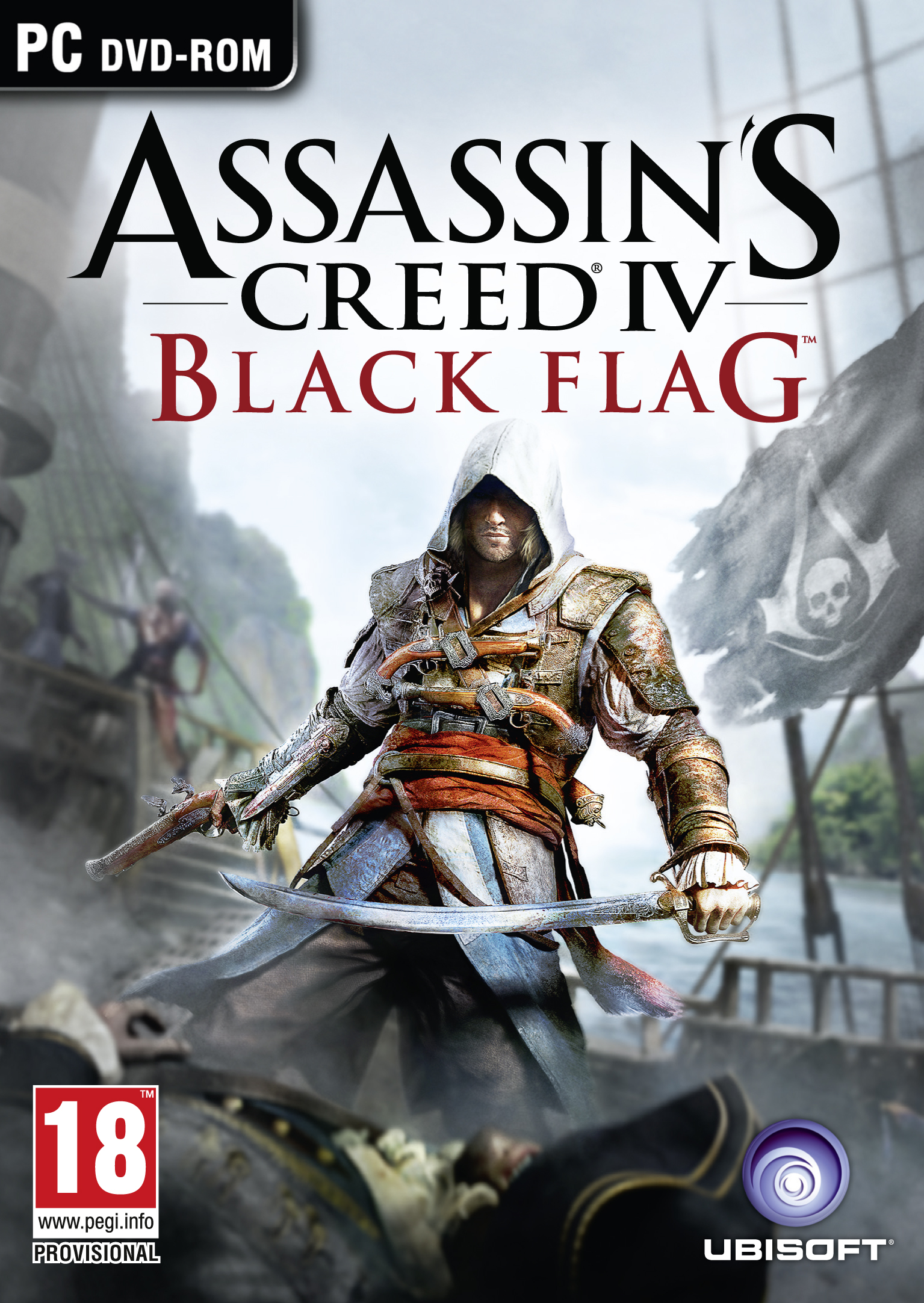 Assassin's Creed IV: Black Flag (2013) PC | Rip от R.G. Механики