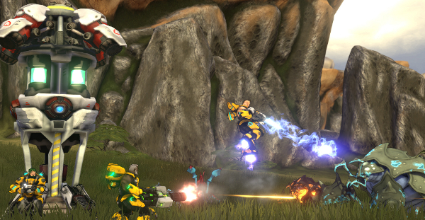 I suppose it's only fitting that Firefall's been in various states of alpha and beta testing since the dawn of time, given that it is, in fact, a game about squashing bugs.