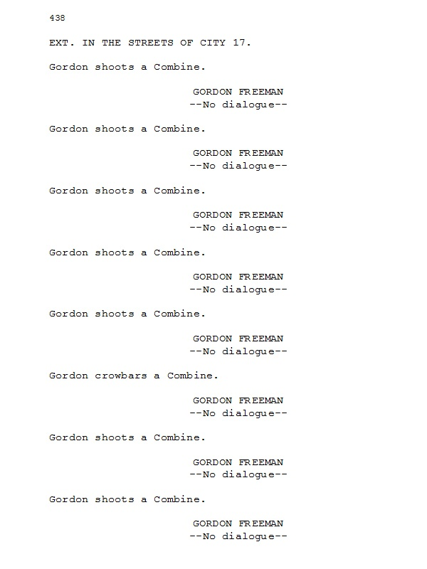 free movie script template - j j abrams portal script leak probably rock paper