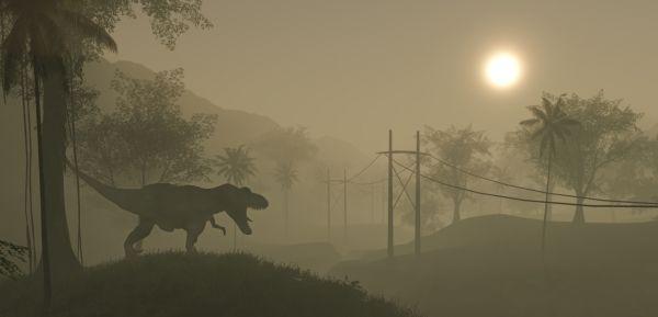 Jurassic Park Park, Jurassic Parrrrrrrrrrrrrrrrrrrrrk!