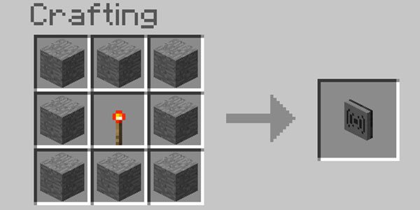 how to build a repeater in minecraft