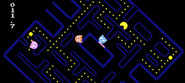Really? You look a lot like Pac-Man.