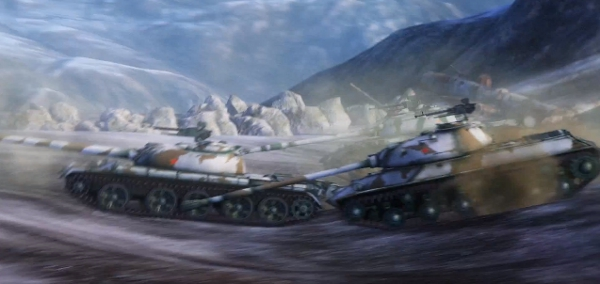 I'm envisioning something like March of the Penguins, but more heartwarming. And also with tanks.