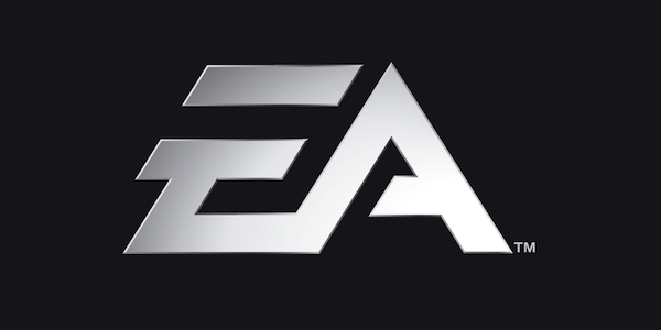 The logo of the so-called 'Electronic Arts', yesterday