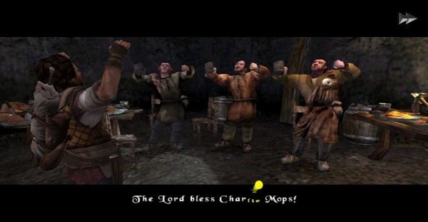 The Bard's Tale, 2004 edition