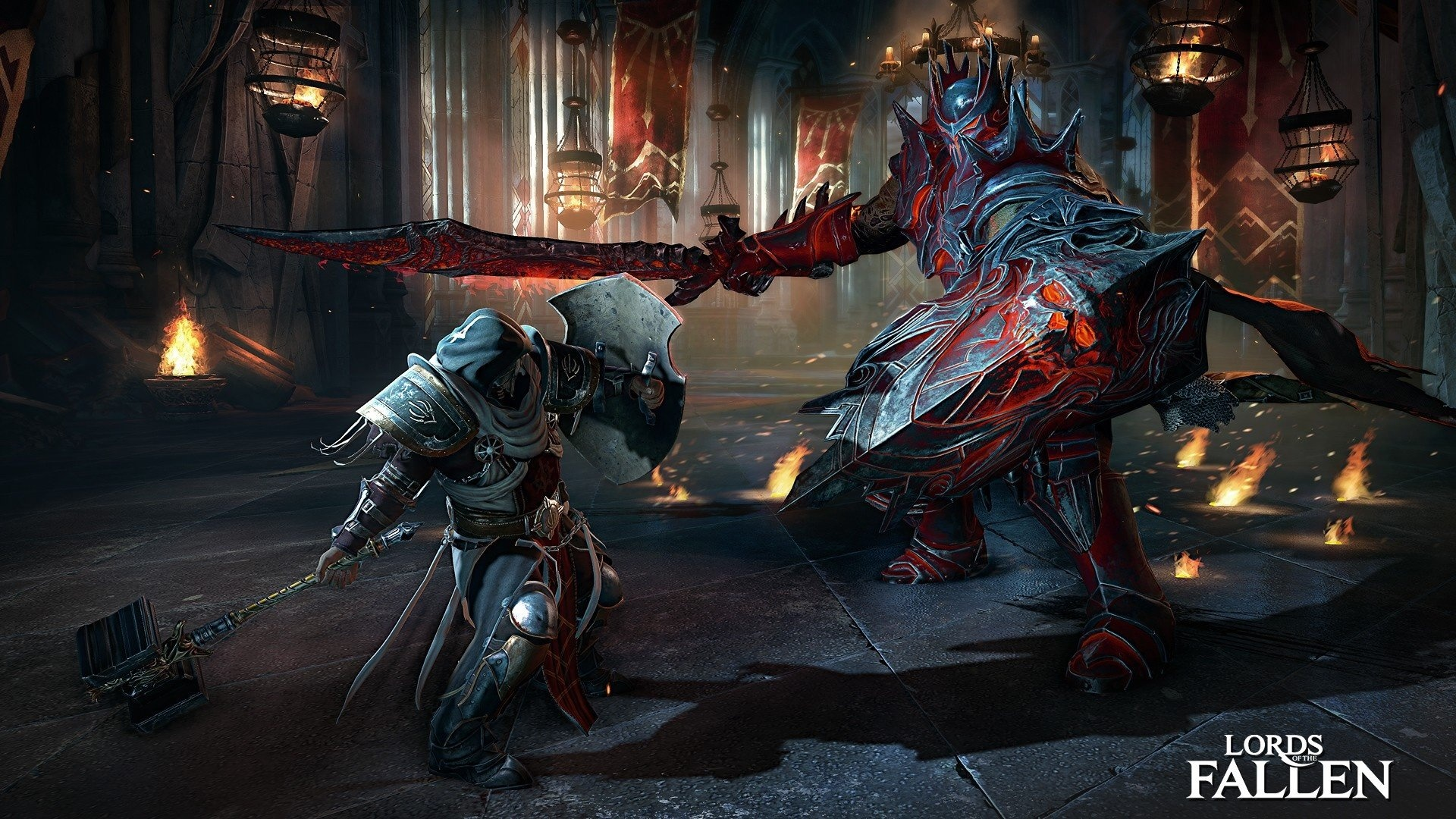 Lords of the fallen is dark souls meets borderlands…