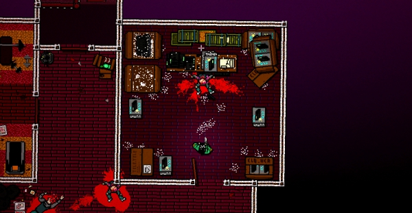 Next I want a game where we play as Hotline Miami's janitor.