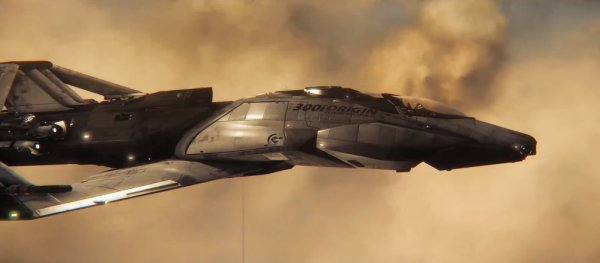 Star Citizen Advertises Imaginary Spaceships Rock Paper